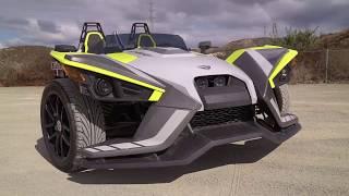 Download 2018 Polaris Slingshot SLR LE - From The Cockpit Video