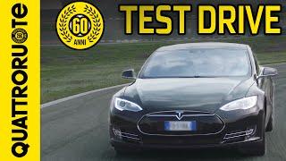 Download Tesla Model S P90D Performance 2016 - Test drive con Paolo Massai Video