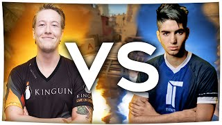 Download CS:GO - Who is the best AIMER? ScreaM vs rain Video
