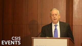 Download Gen. James Mattis: The Middle East at an Inflection Point Video