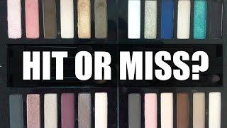 Download HIT OR MISS? Jordana Eyeshadow Palettes Video
