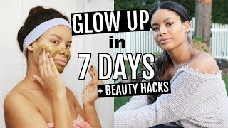 Download HOW TO GLOW UP IN 7 DAYS | 8 Beauty Hacks to Glow Up FAST Video