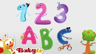 Download ABC and Numbers Song Collection for kids | BabyTV Video