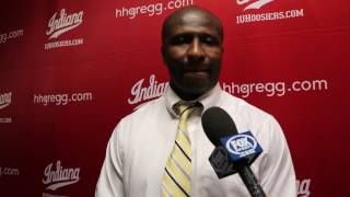 Download Andre Payne reacts to loss at Indiana Video