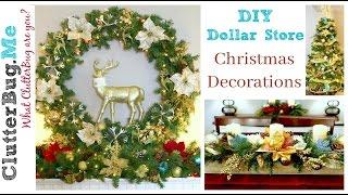 Download DIY Dollar Tree Christmas Decor Ideas for 2016 Video