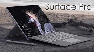 Download New Surface Pro (2017): First Look Video