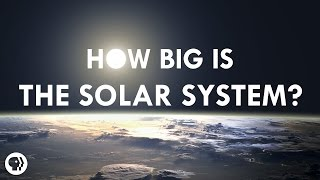 Download How Big is the Solar System? Video