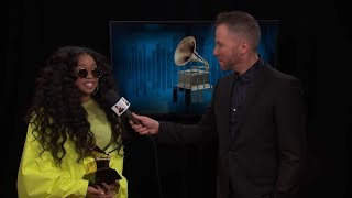 Download H.E.R. One-On-One Interview | 2019 GRAMMYs Video