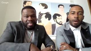 Download Omari Hardwick and 50 Cent Video