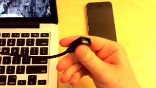 Download See How Apple's iPhone 6 Reversible USB Cable Could Work Video