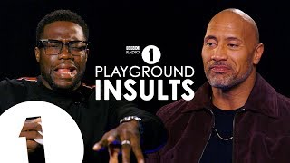 Download Dwayne Johnson and Kevin Hart Insult Each Other | CONTAINS STRONG LANGUAGE! Video