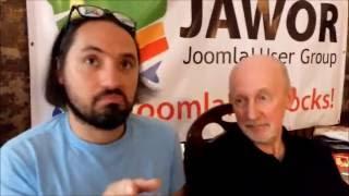 Download Paweł Frankowski i Aleksander Wiśniowiecki o Joomla Day Poland Video