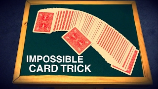 Download Criss Angel's Impossible Card Trick Revealed Video