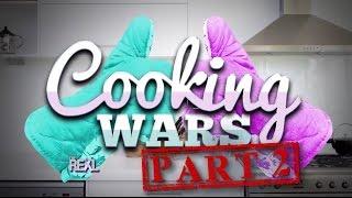 Download Cooking Wars 2: Tamera vs. Adrienne Video