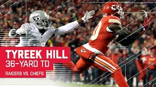 Download Tyreek Hill Finishes Off 70-yard Drive with 36-yard TD! | | NFL Week 14 Highlights Video