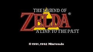 Download The Legend of Zelda: A Link to the Past - Full Playthrough No Commentary Video