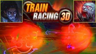 Download Wood Division Adventures #171 - Train Racing Video