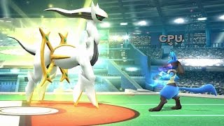 Download Super Smash Bros. Wii U - All Pokeball Pokemon Video