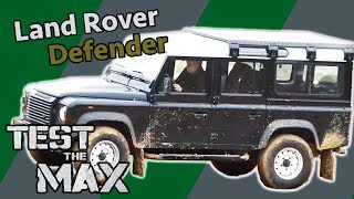 Download Der perfekte Offroad-SUV: Land Rover Defender | Test the Max Video