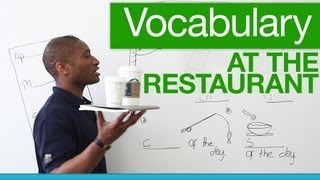 Download Basic English vocabulary for restaurants Video