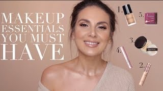 Download MAKEUP ESSENTIALS YOU MUST HAVE | ALI ANDREEA Video