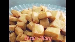 Download गव्हाच्या पिठाचे गोड शंकरपाळे | Whole wheat shakkarpara | No maida shakkarpare - Chetu's Diary Video