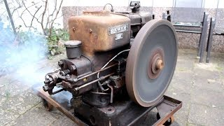 Download ANTIQUE OLD ENGINES Starting Up And Running Videos || COOL Video