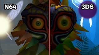 Download Zelda: Majora's Mask 3DS Remake Looks Better Than Ever Video