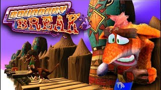 Download Out of Bounds Discoveries | Crash Bandicoot N. Sane Trilogy - Boundary Break Video