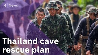 Download Thailand cave rescue: how to get them out? Video
