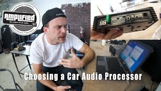 Download Choosing a Car Audio Processor Video