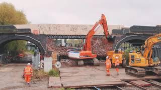 Download Reconstructing Ford End Road Bridge Video