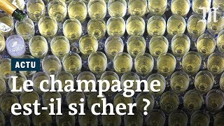 Download Pourquoi le champagne est-il cher ? Video