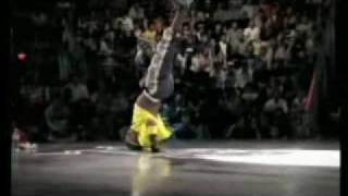 Download Cico vs. Pelezinho - Red Bull BC One 2005 - DVD High Quality Video