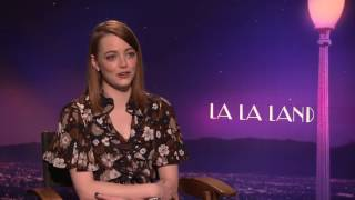Download Emma Stone interview for La La Land: ″Assaulting Women is Completely Unacceptable″ Video