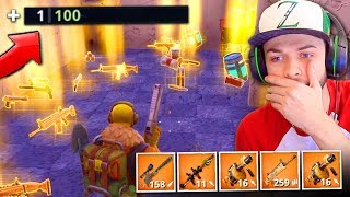 Download WINNING using *ONLY* LEGENDARY guns in Fortnite: Battle Royale! Video