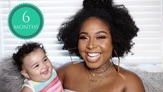 Download BABY UPDATE: OMG, SHE'S 6 MONTHS ALREADY! ♥️ Video