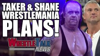 Download Brock Lesnar BANNED From WWE Show! Undertaker & Shane McMahon Wrestlemania Plans!   WrestleTalk News Video
