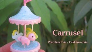 Download Carrusel en Porcelana Fria / Cold Porcelain Video