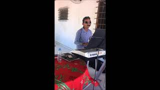 Download Coroa Gleyfy Brauly Cantando Pink Floyd - Another Brick In The Wall - Teclado vocal - Piauí Video