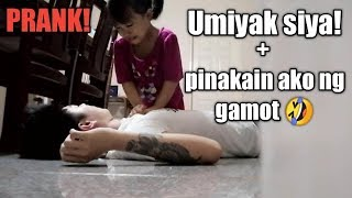Download I PASSED OUT PRANK ON DAUGHTER ! ( EMOTIONAL ) Video