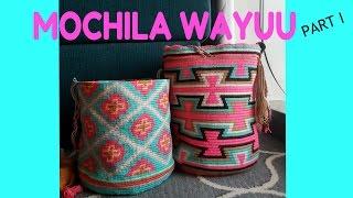 Download HOW A WAYUU BAG ITS DONE - COMO SE HACE UNA MOCHILA WAYUU Video
