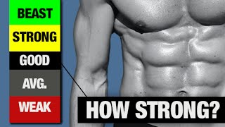 Download How Strong Are Your Abs (TAKE THIS TEST!) Video