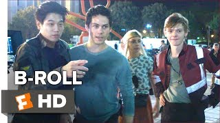 Download Maze Runner: The Death Cure B-Roll (2018) | Movieclips Coming Soon Video
