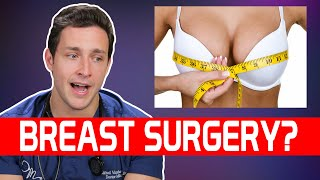 Download My Thoughts on Breast Reduction? | Responding to Your Comments #8 | Doctor Mike Video