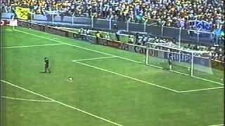Download Brazil vs France World Cup 1986 - Penalty Shootout Video
