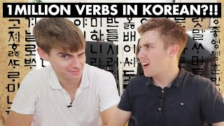 Download 🇰🇷 KOREAN VERBS MAKE OLLIE CRY Video