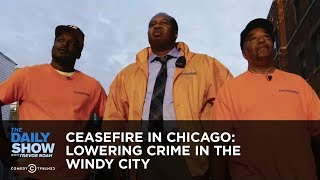 Download Ceasefire in Chicago: Lowering Crime in the Windy City: The Daily Show Video