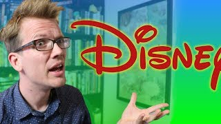 Download Why is the Disney ″D″ So Weird? Video