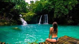 Download MOST BEAUTIFUL WATERFALLS IN THE WORLD - KAWASAN FALLS AND BADIAN CANYONEERING - CEBU, PHILIPPINES Video